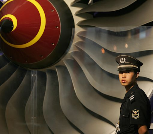 China Sets Up Indigenous Aircraft Engine Maker