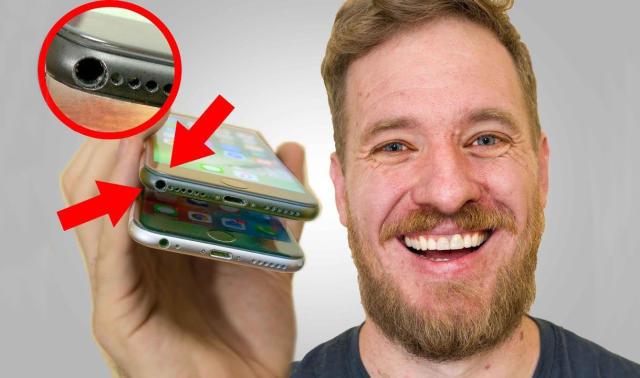 Hobbyist gives iPhone 7 the headphone jack we've always wanted