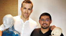 Ryan Reynolds conta como salvou a vida do sobrinho com massagem cardíaca