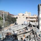 Divisions curb EU peacemaking role in Israel-Gaza violence
