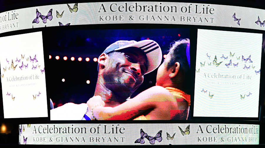 How Kobe's death connected us in grief and love