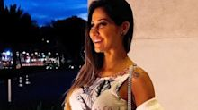 Prestes a dar à luz, Mayra Cardi segue com muito estilo