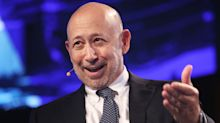 Bitcoin is 'not for me' but it's too 'arrogant' to say it won't have a future, Goldman Sachs CEO says