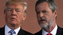 Liberty University sues Jerry Falwell Jr for more than $10m