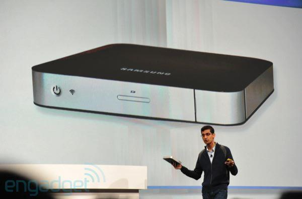 Google teases Samsung-built Chromebox, desktop version of Chrome OS