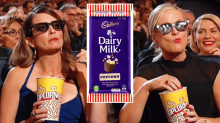 Cadbury has introduced the ultimate movie snack