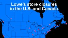 5 storied retailers are closing loads of stores like Lowe's