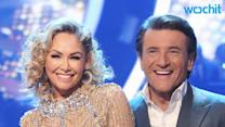 DWTS: Is Kym Johnson Too Much for Robert Herjavec to Handle?!