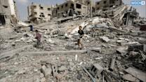 Israel Pulls Troops Out Of Gaza As Truce Kicks In