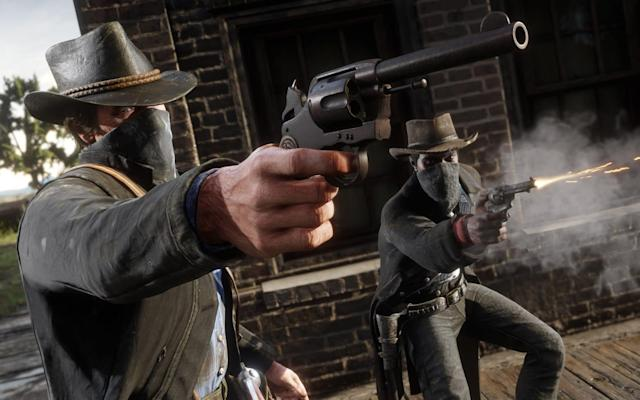 Watch the first trailer of 'Red Dead Redemption 2' for PC
