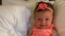 Mom promotes safe sleep practices after infant daughter suffocates on blanket