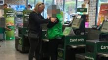 Woolworths staff member in tears after copping abuse from panic-buying customers
