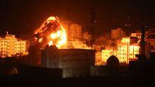 Il Covid-19 non ferma la guerra: Israele bombarda Gaza