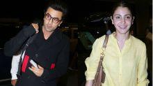 Flights of Fancy: Ranbir, Anushka, Salman at the Airport