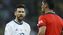 Messi's suspension for calling CONMEBOL corrupt only reinforces his point