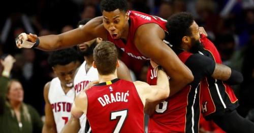 Basket - NBA - Miami dans le coup pour les play-offs, Atlanta met fin à la disette