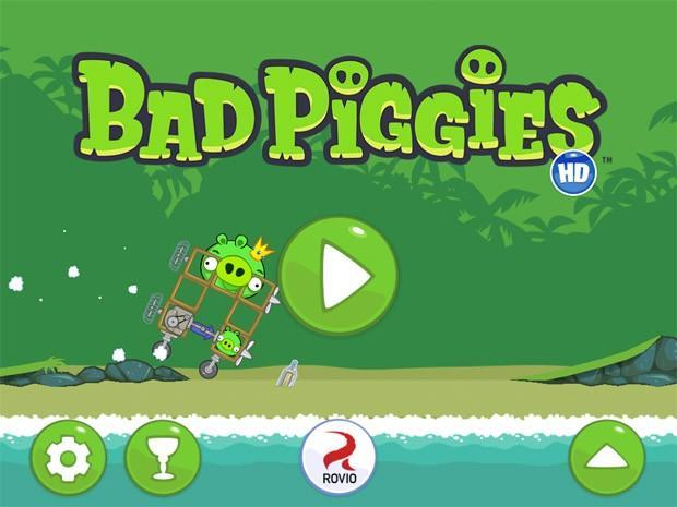 Angry Birds sequel 'Bad Piggies' launches tomorrow, we go hands-on