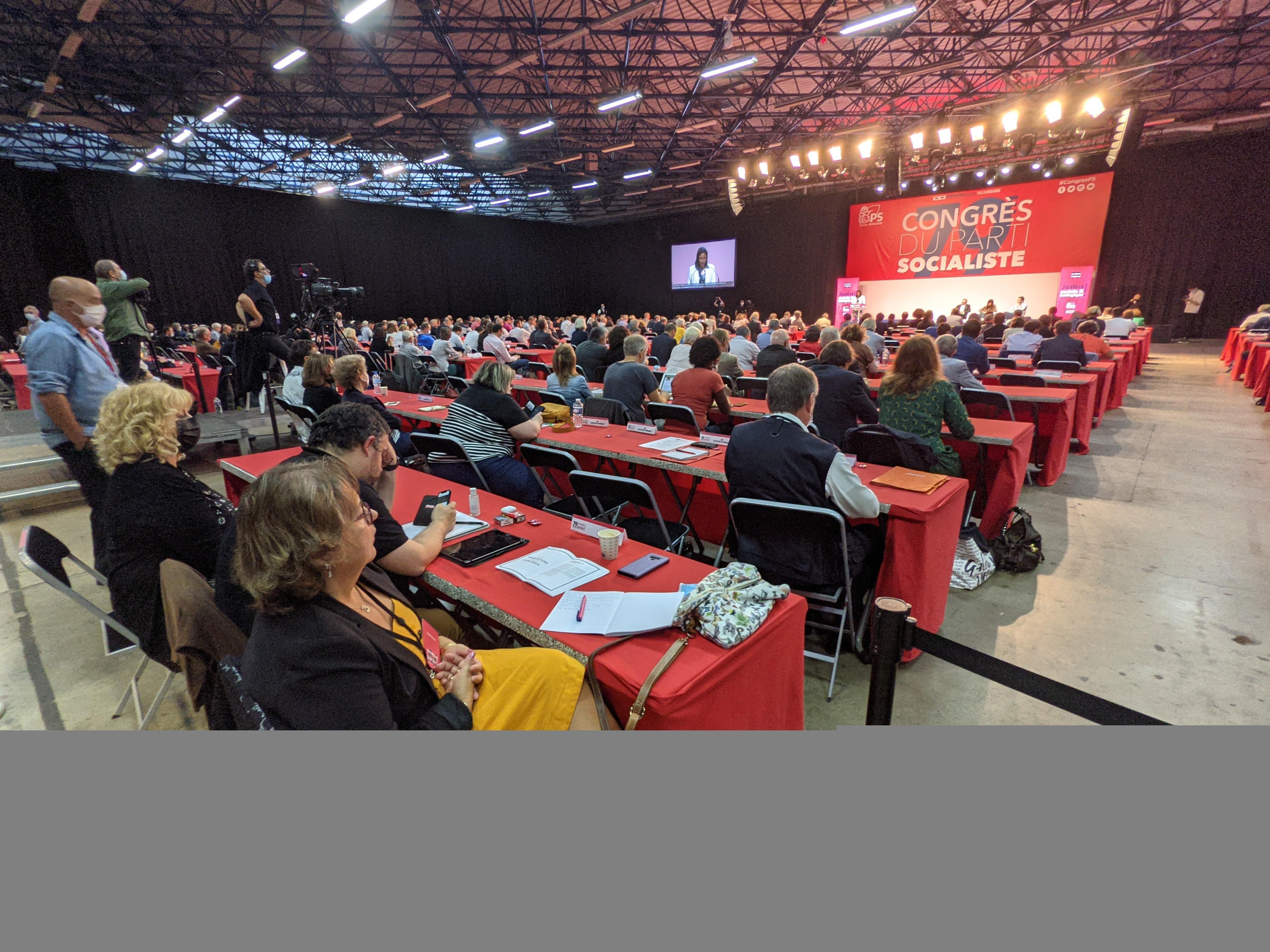 Anne Hidalgo et le Parti socialiste: je t'aime, moi non plus