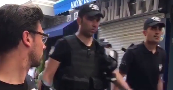 Istanbul Pride Parade Shut Down by Police [Video]