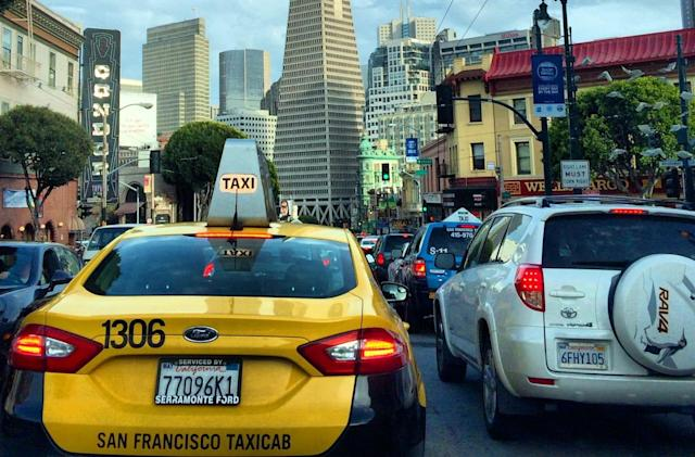 San Francisco's biggest Taxi company to file for bankruptcy