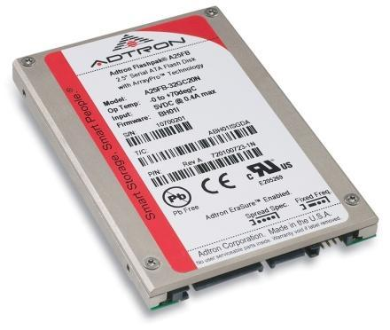 Adtron's 160GB drive nabs the 2.5-inch SSD record