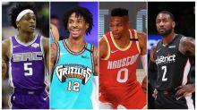 NBA/聯盟最速是誰?2K數據出爐