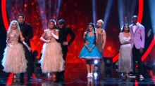 Shocking double elimination follows frightfully good dance on 'Dancing With the Stars'