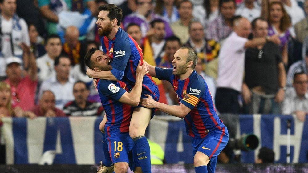 Real Madrid-Barcellona 2-3: Messi riapre la Liga, 'Clasico' spettacolo
