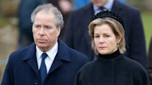 Queen's nephew Earl of Snowdon announces 'amicable divorce'