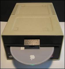 Why not: A Mac mini inside an Apple Disk ][ enclosure