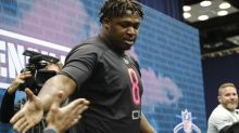 Steven M. Sipple: Khalil Davis set out as an NFL rookie to learn from Suh, and did he ever