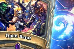 Hearthstone enters open beta testing