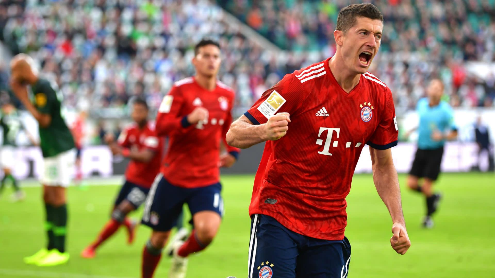 f302fa2ebfec Hummels lauds  outstanding  Lewandowski