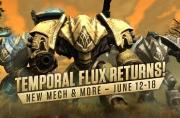 RIFT's Temporal Flux returns through June 18