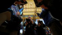 Tech stocks wobble in U.S.; some investors worry party is ending