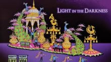 "Service Corporation International Sponsors Donate Life's ""Light In The Darkness"" Float At The 131st Rose Parade®"