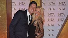 Tess Daly admits she cried watching husband Vernon Kay's tough 'I'm A Celebrity' experience