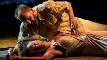 Antony and Cleopatra, Olivier, National Theatre review: Ralph Fiennes and Sophie Okonedo offer blazing star power