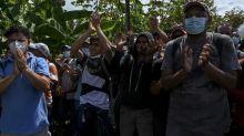 Gobierno advierte cárcel para migrantes que entren sin protección ante COVID-19