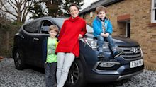 Hyundai Santa Fe – a family seven-seater on long-term test