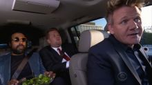 Gordon Ramsay Takes James Corden on a Hilarious Ride to the Airport