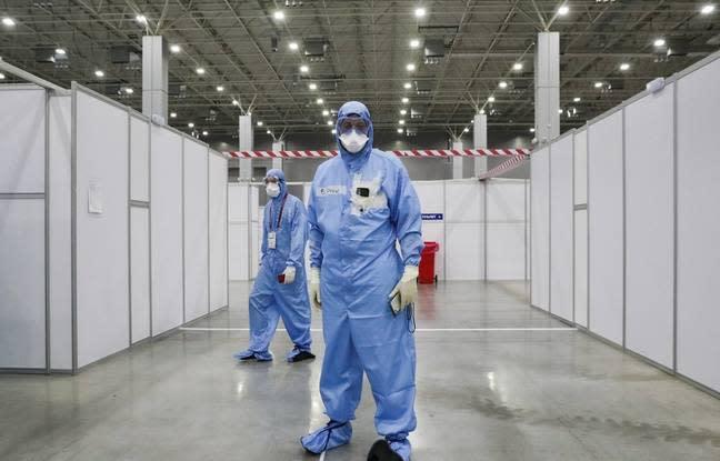 Coronavirus : Notre anxiété serait décuplée par l'augmentation des cas de Covid-19
