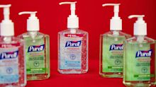 Purell makers say they have 'dramatically increased production'