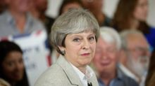 UK PM May's election lead narrowing, sixth poll since Manchester attack shows