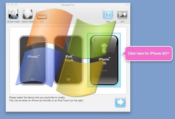 Method devised for pwning first-gen iPhones running 2.0 via Windows