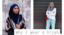 Why wearing a hijab is my choice - and only mine
