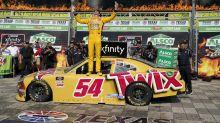 Texas 10th: Kyle Busch gets 99th career NASCAR Xfinity win