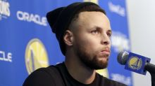 Steph Curry's MCL injury could force him to miss start of Round 2