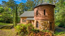 'Medieval castle' for sale in small Aussie town