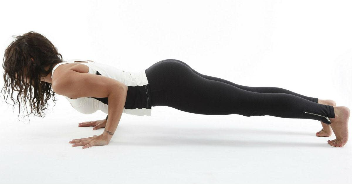 10 Exercises Using Only Your Body